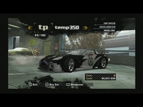 Download Nfs Most Wanted Black Edition 100 Save Game Angryilida